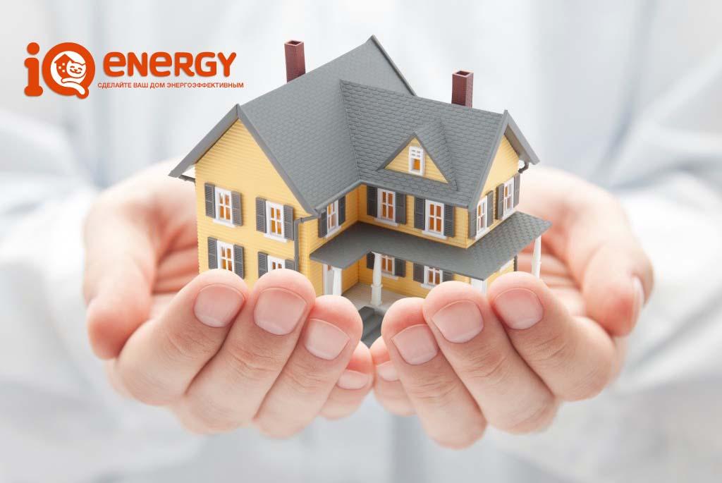 "Программа ""iq energy"" с компенсацией 35 %"