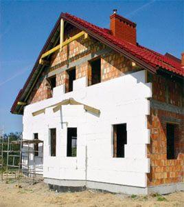 Современные способы теплоизоляции зданий